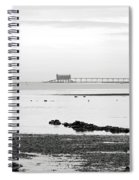 Bembridge Lifeboat Station From St Helens Spiral Notebook