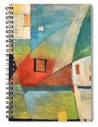Bemsha Swing Spiral Notebook
