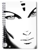 Bemused Spiral Notebook