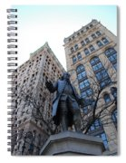 Ben Franklin Spiral Notebook