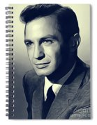 Ben Gazarra, Vintage Actor Spiral Notebook