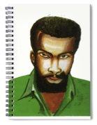 Ben Okri Spiral Notebook