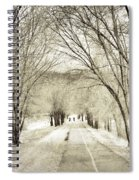 Beneath The Branches Spiral Notebook