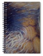 Beneath The Waves Spiral Notebook