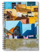 Beni Isguen, Algeria Spiral Notebook