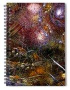 Benighted Bedlam Spiral Notebook