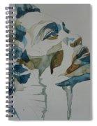 Benjamin Clementine Spiral Notebook