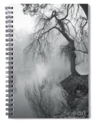 Bent With Gentleness And Time Spiral Notebook