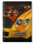 Bentley W66gts Spiral Notebook
