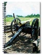 Bentonville Nc Confederate Artillery Spiral Notebook