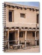 Bent's Old Fort Spiral Notebook