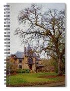Beringer Winery Napa Spiral Notebook