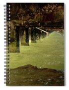 Berkley Pier California Spiral Notebook