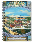 Berks County Almshouse Spiral Notebook