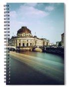 Berlin Bode Museum Spiral Notebook
