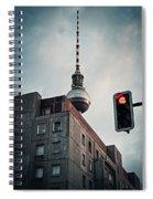 Berlin-mitte Spiral Notebook