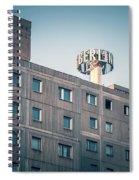 Berlin - Plattenbau Spiral Notebook