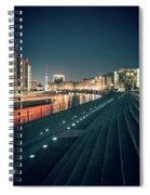 Berlin - Reichstagufer Spiral Notebook