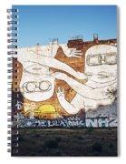 Berlin - Street Art Spiral Notebook