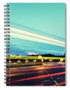 Berlin Victory Column Spiral Notebook
