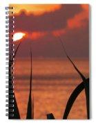 Bermuda At Rest Spiral Notebook