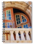 Bermuda Balcony Spiral Notebook