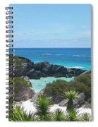 Bermuda Bliss Spiral Notebook