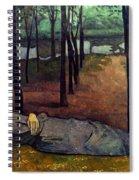 Bernard: Madeleine, 1888 Spiral Notebook