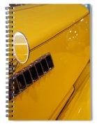 Bernardi Spiral Notebook