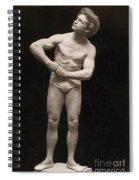Bernarr Macfadden Spiral Notebook