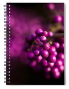 Berries Still Life Spiral Notebook