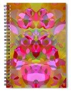 Berry Dream Spiral Notebook