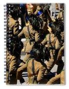 Bersaglieri - Italian Army Spiral Notebook