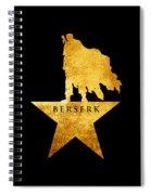 Berserk Spiral Notebook