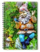 Bert Spiral Notebook