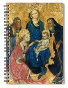 Besozzo: St. Catherine Spiral Notebook