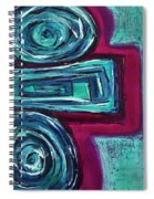 Bespangled Spiral Notebook