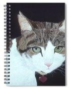 Best Cat Spiral Notebook