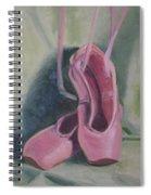 Best Foot Foward Spiral Notebook