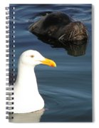 Best Friends Spiral Notebook