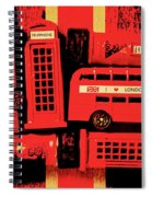 Best Of Britain Spiral Notebook