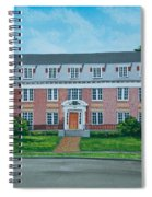 Beta Theta Pi Spiral Notebook