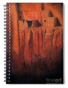 Betatakin Ruins Spiral Notebook