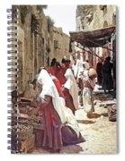 Bethlehem Market 1900 Spiral Notebook