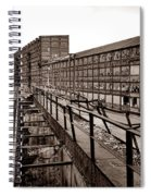 Bethlehem Steel Number Two Machine Shop Spiral Notebook