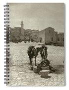 Bethlehem: Street, C1911 Spiral Notebook