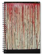 Betrayal Spiral Notebook