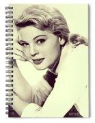 Betsy Palmer, Vintage Actress Spiral Notebook