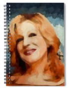 Bette Midler Collection - 1 Spiral Notebook