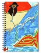 Better Than Bait Spiral Notebook